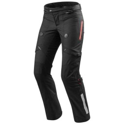 Motorcycle Pants REVIT Horizon 2 Ladies Black ,Motorcycle Pants