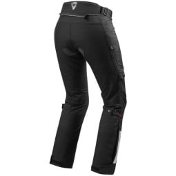 Motorcycle Pants REVIT Horizon 2 Ladies Black ,Motorcycle Trousers
