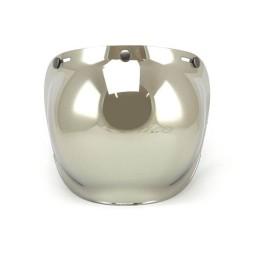 Visiera ROEG Moto Bubble Visor Chrome Specchio, Visiere e Accessori