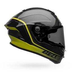 Motorcycle Helmet BELL HELMETS Race Star Flex Velocity ,Helmets Full Face