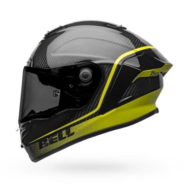 Motorcycle Helmet BELL HELMETS Race Star Flex Velocity