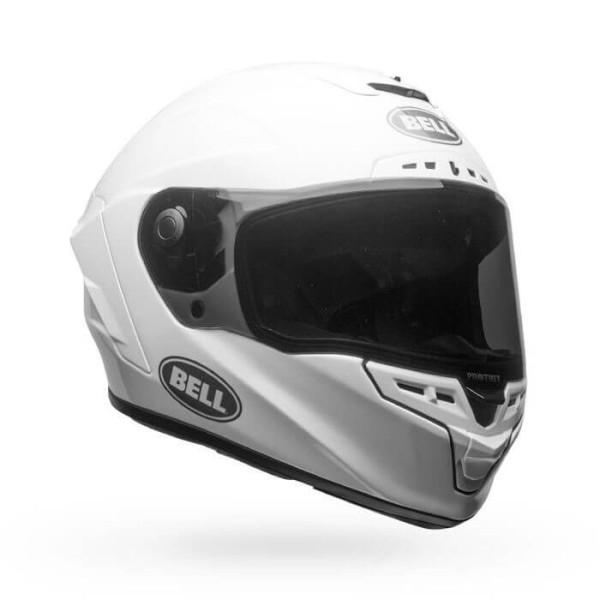 Motorcycle Helmet Full Face BELL HELMETS Star Mips Gloss White