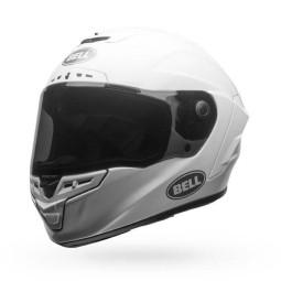 Casco Moto Integrale BELL HELMETS Star Mips Gloss White, Caschi Integrali