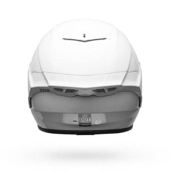 Motorrad Integral Helm BELL HELMETS Star Mips Gloss White