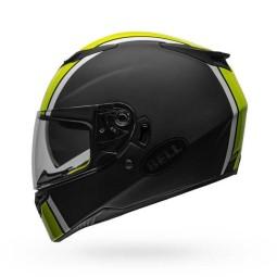 Casco Moto Integral BELL HELMETS RS-2 Rally Black Hi Viz