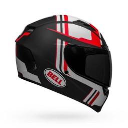 Casco Moto BELL HELMETS Qualifier DLX MIPS Torque Black Red, Caschi Integrali