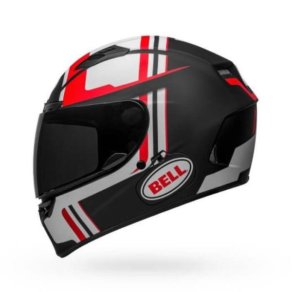 Motorrad Helm BELL HELMETS Qualifier DLX MIPS Torque Black Red