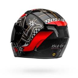 Motorcycle Helmet BELL HELMETS Qualifier DLX MIPS Isle of Man 2020 ,Helmets Full Face