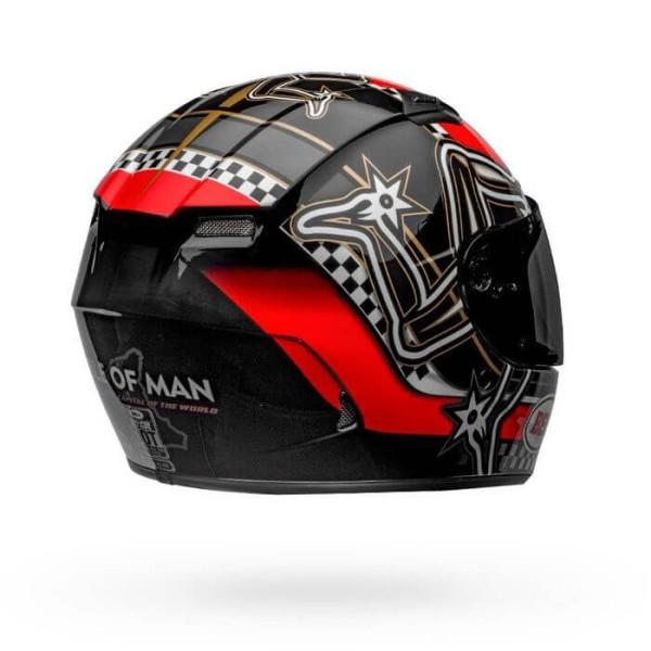 Motorcycle Helmet BELL HELMETS Qualifier DLX MIPS Isle of Man 2020