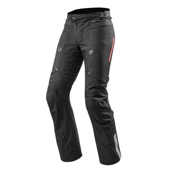 Motorcycle Pants REVIT Horizon 2 Black ,Motorcycle Pants