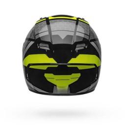 Casco Moto Integral BELL HELMETS Qualifier Flare Black Yellow