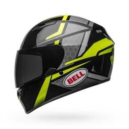 Casque Moto Intégral BELL HELMETS Qualifier Flare Black Yellow