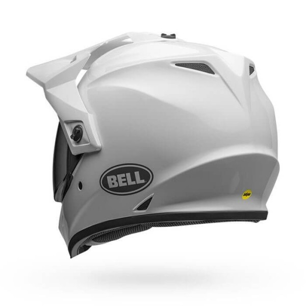 Motorcycle Helmet Bell Helmets MX-9 Adventure Mips White