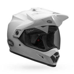 Casco Moto Bell Helmets MX-9 Adventure Mips White