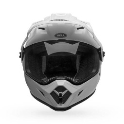 Casco Moto Bell Helmets MX-9 Adventure Mips White, Caschi Motocross / Adventure