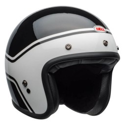 Casco Moto Jet Vintage Bell Helmets Custom 500 Streak