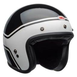 Motorrad Helm Jet Vintage Bell Helmets Custom 500 Streak