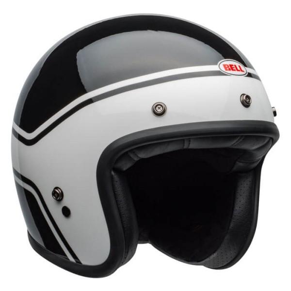 Motorcycle Helmet Jet Vintage Bell Helmets Custom 500 Streak