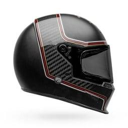 Motorrad Helm Bell Helmets Eliminator Carbon RSD The Charge ,Integral Helme
