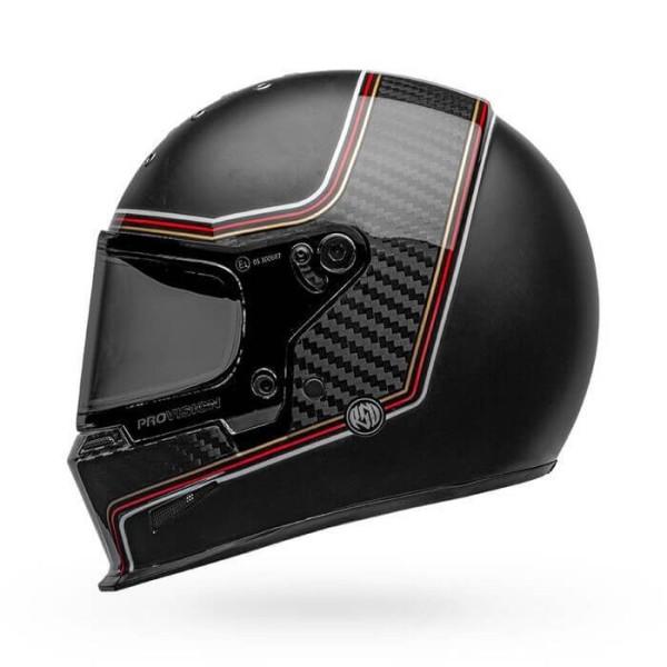 Casco de Moto Bell Helmets Eliminator Carbon RSD The Charge