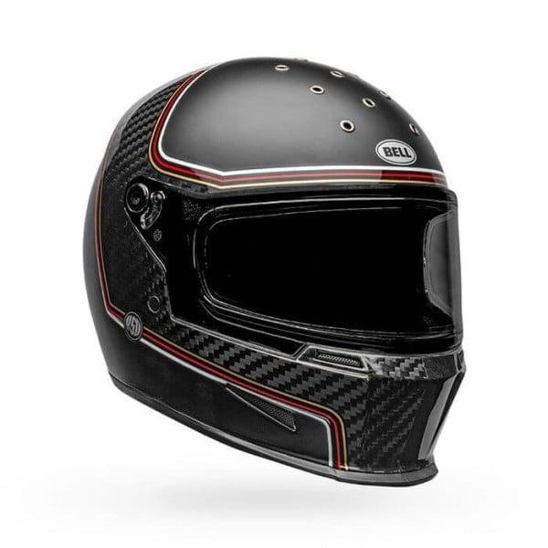 Motorcycle Helmet Bell Helmets Eliminator Carbon RSD The Charge