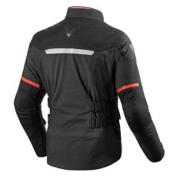 Motorcycle Fabric Jacket REVIT Horizon 2 Black ,Motorcycle Textile Jackets