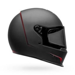 Motorrad Helm Bell Helmets Eliminator Vanish Black Red