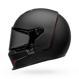 Motorcycle Helmet Bell Helmets Eliminator Vanish Black Red ,Helmets Full Face