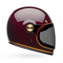 Casco de Moto Vintage Bell Helmets Bullitt Carbon Transcend