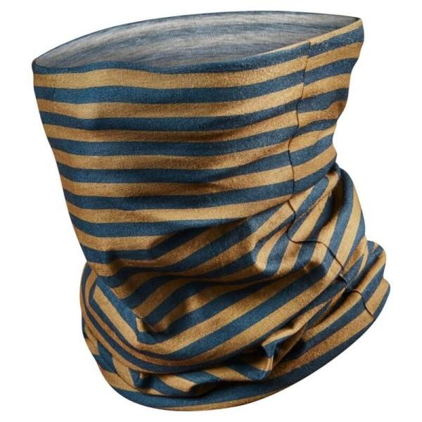 Collar de Moto REVIT Calypso Azul Marron