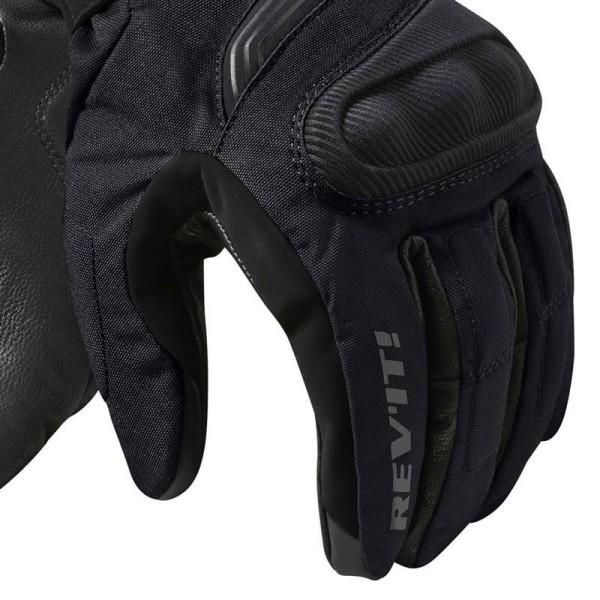 Motorradhandschuhe Leder REVIT Hydra H2O