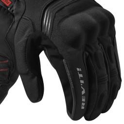 Gants moto en cuir REVIT Fusion 2 GTX ,Gants Moto Cuir