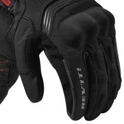 Motorradhandschuhe Leder REVIT Fusion 2 GTX ,Motorrad Lederhandschuhe