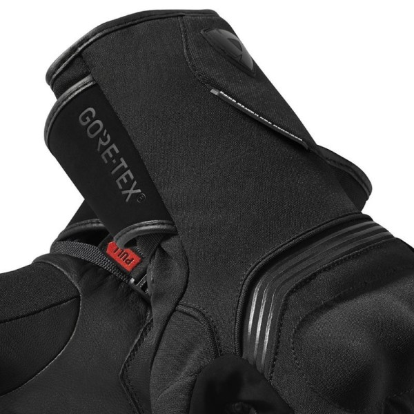 Guantes Moto Cuero REVIT Fusion 2 GTX