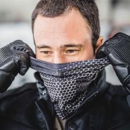 Collar de Moto REVIT Grove Grey
