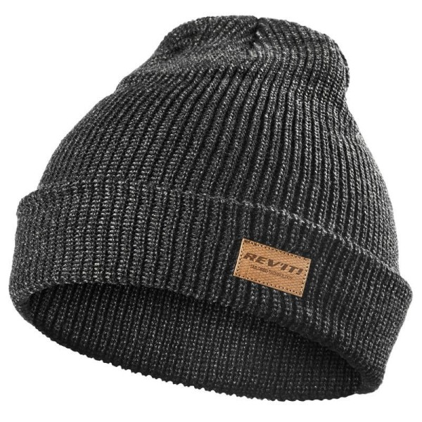 Motorcycle Beanie REVIT Meander Grey