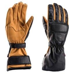 Motorrad-Handschuhe Blauer HT Backup ,Motorrad Lederhandschuhe