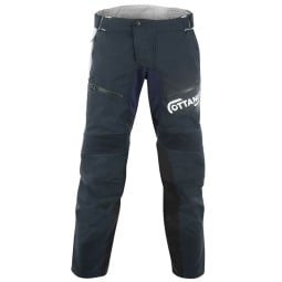 Motorcycle Pants Ottano Acerbis Adventuring Blue