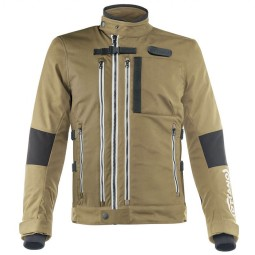 Motorcycle Jacket Ottano Acerbis Jacket Urban Green ,Motorcycle Textile Jackets