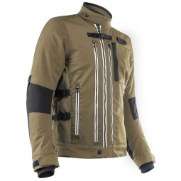 Motorcycle Jacket Ottano Acerbis Jacket Urban Green