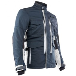 Motorcycle Jacket Ottano Acerbis Adventuring Blue ,Motorcycle Textile Jackets