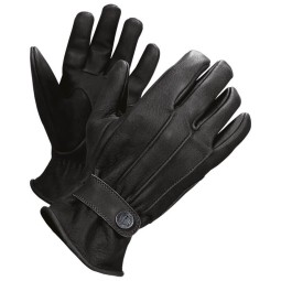 Guanti Moto Pelle John Doe Grinder Black, Guanti Moto Pelle