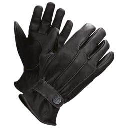 Motorrad Handschuhe John Doe Grinder Black