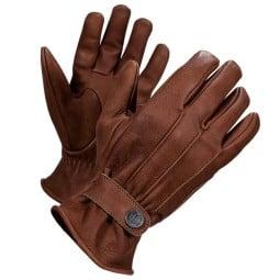 Motorrad Handschuhe John Doe Grinder Brown ,Motorrad Lederhandschuhe
