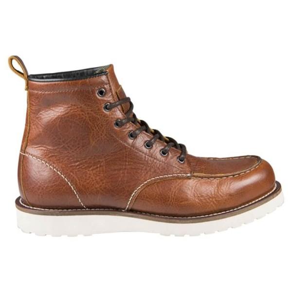 Chaussure de Moto John Doe Rambler Cognac