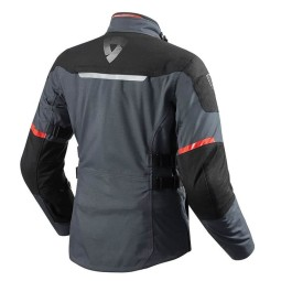 Motorcycle Fabric Jacket REVIT Horizon 2 Woman Anthracite ,Motorcycle Textile Jackets