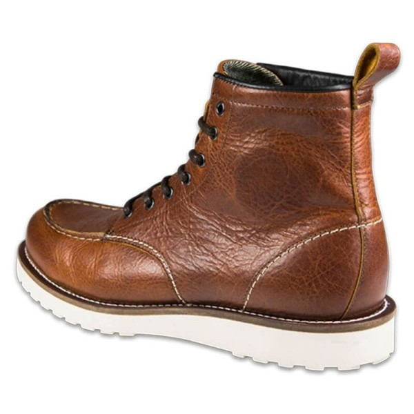 Motorcycle Shoes John Doe Rambler Cognac