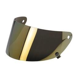 Visiera Biltwell Gringo S Flat Shield Gold, Visiere e Accessori