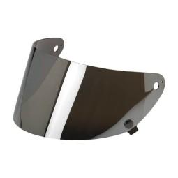 Visier Biltwell Gringo S Flat Shield Silver, Visiere und Zubehör