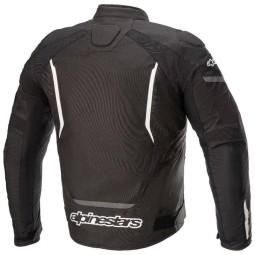Blouson Moto Alpinestars T-Jaws V3 Waterproof Noir Blanc ,Blousons et Vestes Moto Tissu